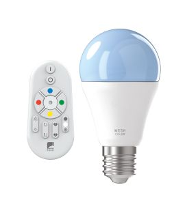 LED SPULDZE 9W E27 EGLO CONNECT Ø6 Dimmējama 11585