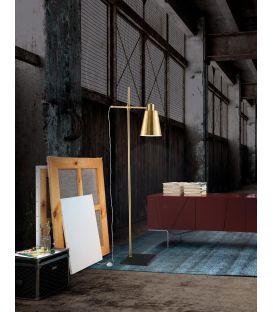 Galda lampa Signore Brass 7605187