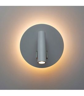 Sienas gaismeklis CAYMAN LED White 6080