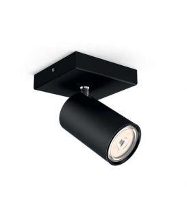 Lubinis šviestuvas KOSIPO Black 50591/30/PN