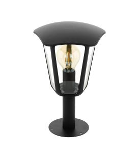 Stāvlampa MONREALE Small Black IP44 98122