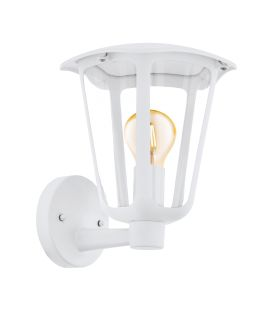 Sienas lampa MONREALE Up White IP44 98115