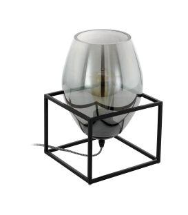 Galda lampa OLIVAL 1 Smoky 97209