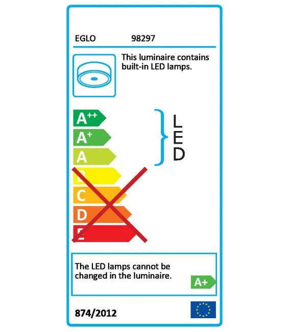 Iebūvējama lampa SALOBRENA 1 30x30 96152