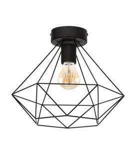 Griestu lampa TARBES Black 43004