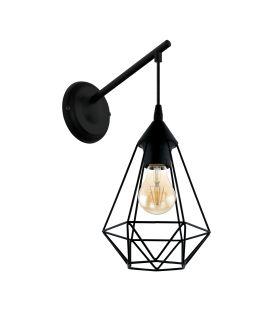 Sienas lampa TARBES Black 49081