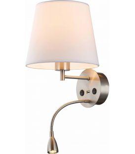 Sienas lampa CAICOS Satin 6092