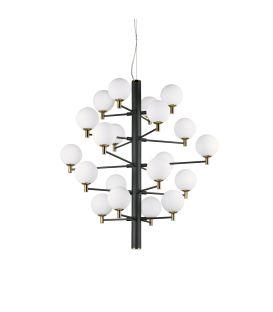 Piekarama lampa COPERNICO SP20 Black 197333