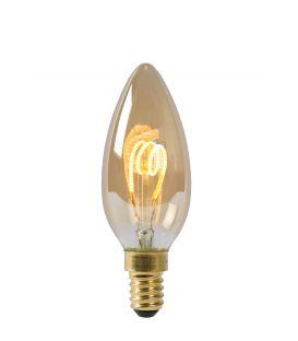 LED SPULDZE 3W E14 Dimmējama 49043/03/62