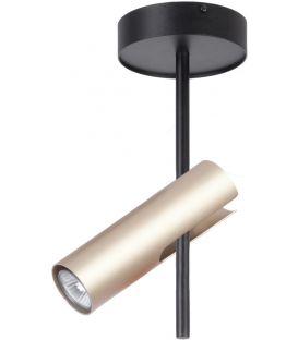 Griestu lampa LEDA Gold 33108