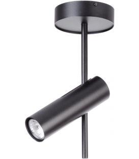Griestu lampa LEDA Black 33106