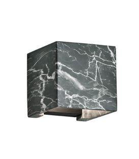 5W LED Sienas lampa DAVOS Black IP65 4202801