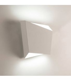 Sienas lampa ASIMETRIC White 6220