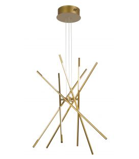 56W LED Piekarama lampa RACCIO Gold 9180782