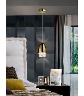 Piekarama lampa ALESSA 1 Gold 553229