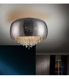 Griestu lampa CAELUM Chrome Ø50 618318