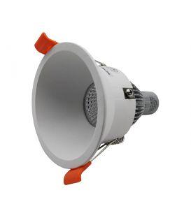 Iebūvējams gaismeklis Aros White Ø9 NC2152R-FW