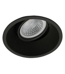Iebūvējams gaismeklis NC AROS Black NC1201R YLD-029006