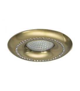 Iebūvējama lampa NC1768 Gold Ø9.8 YLD-017676