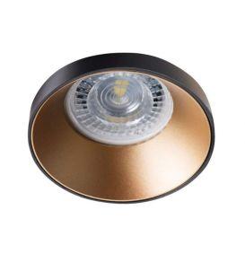 Iebūvējamā lampa SIMEN DSO Gold/Black 29137