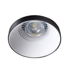 Iebūvējamā lampa SIMEN DSO White/Black 29138