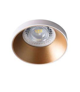 Iebūvējamā lampa SIMEN DSO Gold/White 29140