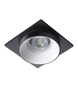Iebūvējamā lampa SIMEN DSL Black/White 29131