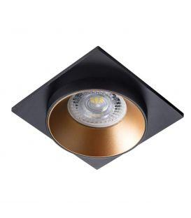 Iebūvējamā lampa SIMEN DSL Black/Gold 29134