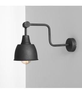 Sienas lampa FRIK Black 990C2