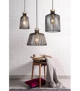 Piekarināmā lampa BIRD CAGE Ø30 9411BK