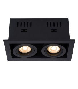 Iebūvējama lampa CHIMNEY Black 09926/02/30