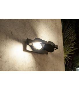 Sieninis šviestuvas IGUAZU White IP54 6559