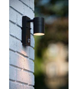Sienas lampa ARNE-LED I.R. Black 14866/05/30