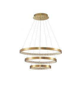 112W LED Piekarama lampa PRESTON Dimmējama 9862853