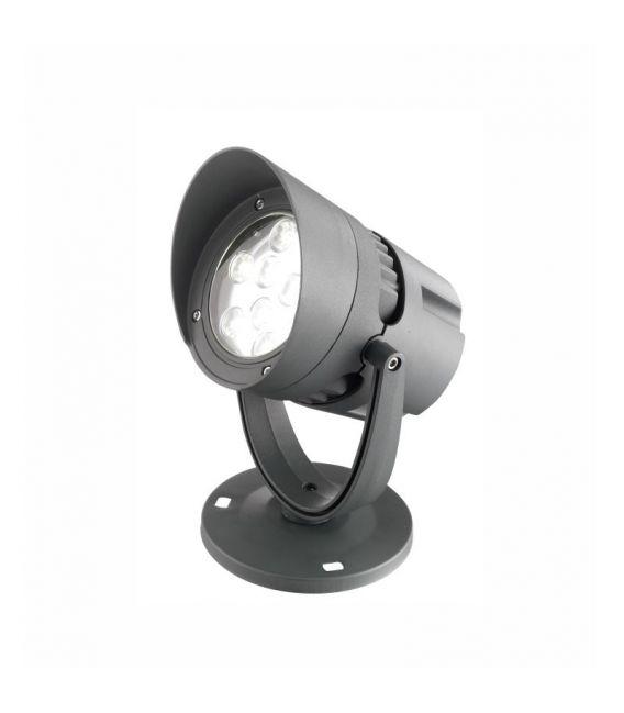10W LED Pastatomas šviestuvas NORTH Black Ø9 9240677