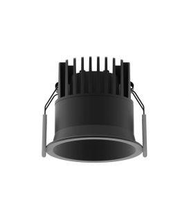 12W LED Iebūvējamā lampa BLADE Black Ø7.8 IP65 9232115