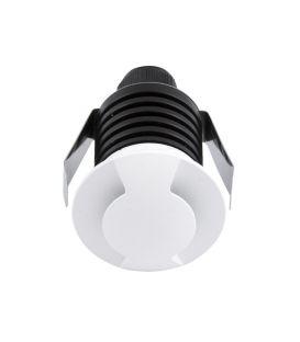 1W LED Iebūvējamā lampa BANG 2 Round White IP67 8038801