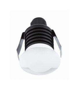 1W LED Iebūvējamā lampa BANG 1 Round White IP67 8039001