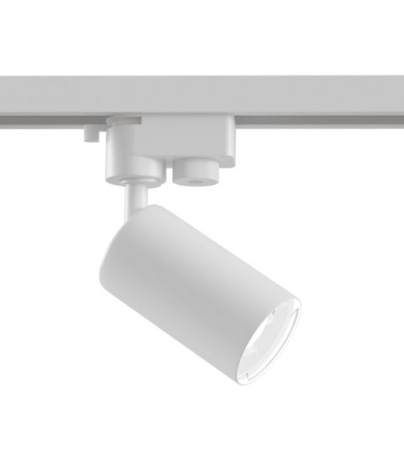 APGAISMOJUMA PROŽEKTORU SISTĒMA TRACK White TR002-1-GU10-W