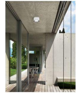 6W LED Lubinis šviestuvas CECI Black IP65 9200611