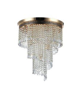 Griestu lampa CASCADE T522-PT40x50-G