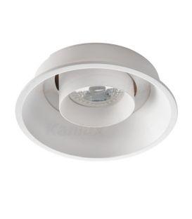 Iebūvējamā lampa LUNIO White 29230