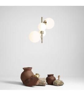 Peiakarama lampa BLOOM Gold 1091L30