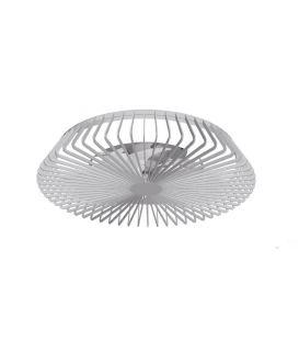 70W LED Gaismeklis ar ventilatoru HIMALAYA Silver Dimmējama 7122