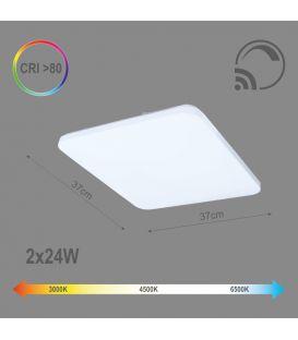 48W LED Griestu lampa Dimmējama 6004000074
