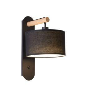 Sienas lampa ROMEO Black 4221200