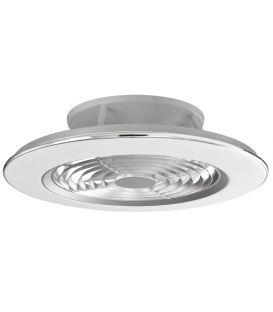 70W LED Gaismeklis ar ventilatoru ALISIO Silver Dimmējama 6706