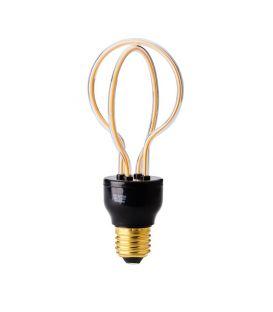 8W LED Spuldze E27 2200K 4370