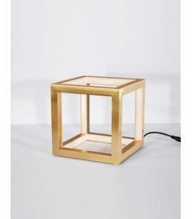 80W LED Pakarināmais gaismeklis TRENTO Ø45 Gold 1600309701