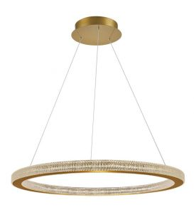 80W LED Piekarama lampa FIORE Dimmējama 9285810